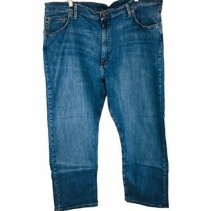 Wranglers Men's Relaxed Fit Jeans